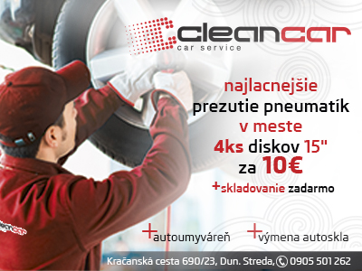 Clean Car Pneu Servis